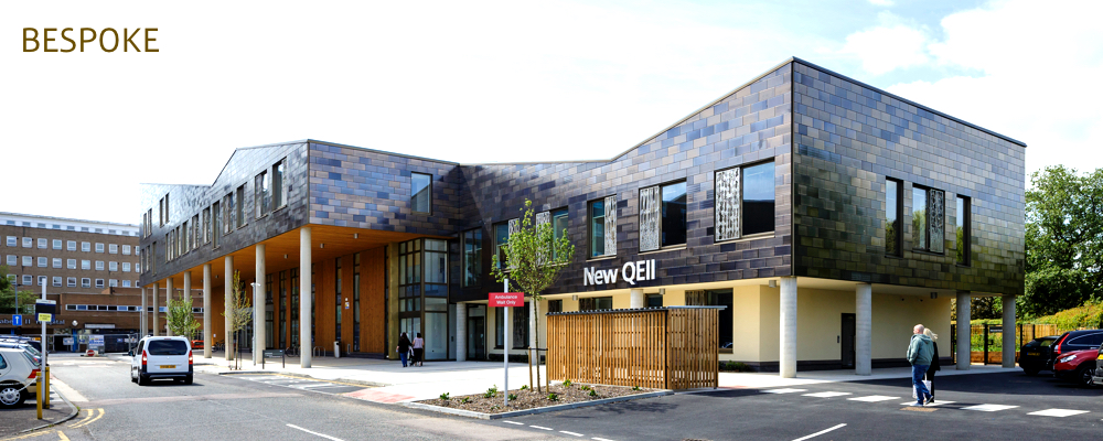 The New QEII hospital developed through extensive public consultation
